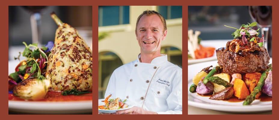 Executive Chef Brad Martin