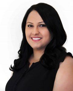 Andee Garcia, Convention Services Coordinator