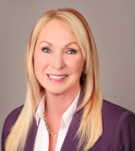 Anne Seymour, Vice President of Sales