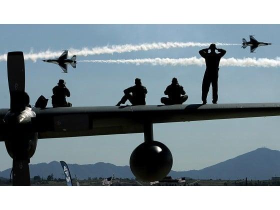 march air field base
