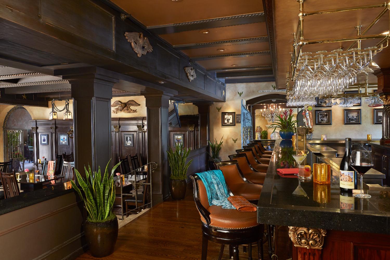 Mission Inn Presidential Lounge