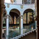 View of the Mission Inn rotunda