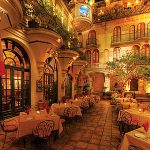 Mission Inn Spanish Patio