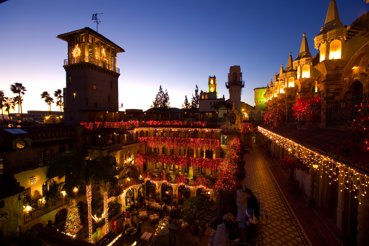 Mission Inn Holiday Seasonal Festival of Lights