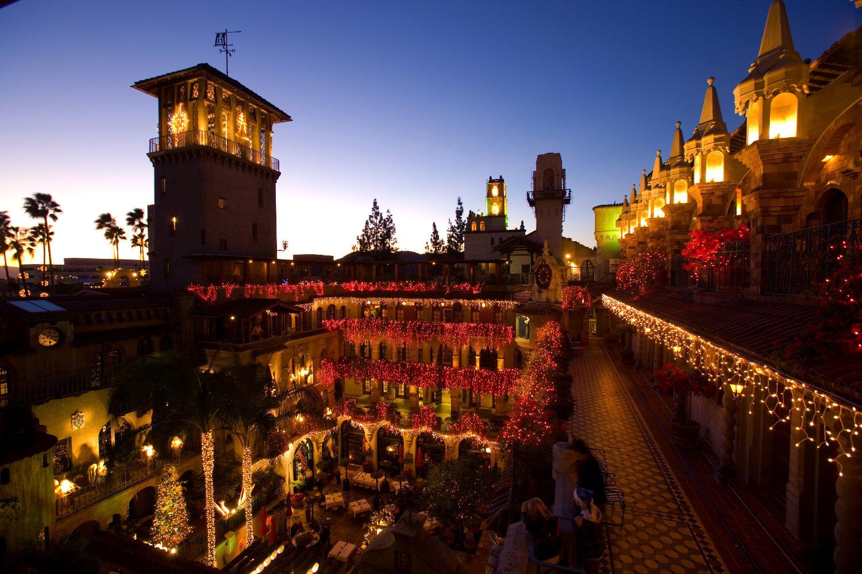 Mission Inn Holiday Seasonal Festival of Lights