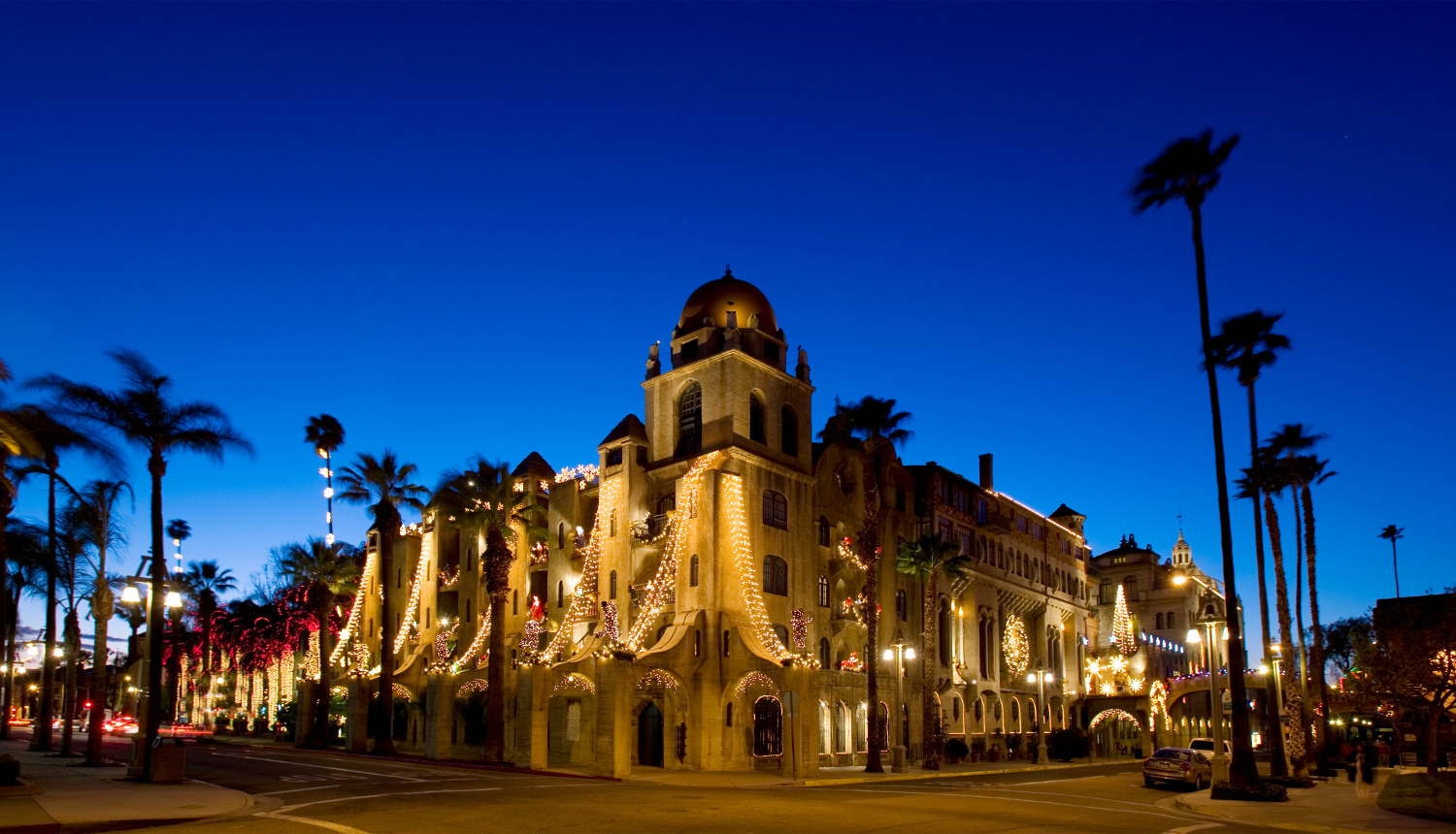 The Mission Inn Hotel Spa