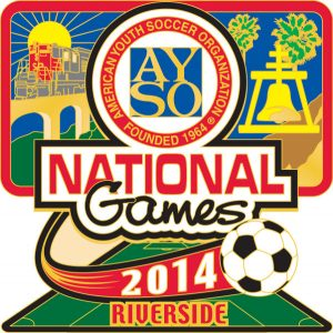 American Youth Soccer Organization National Games 2014 Riverside