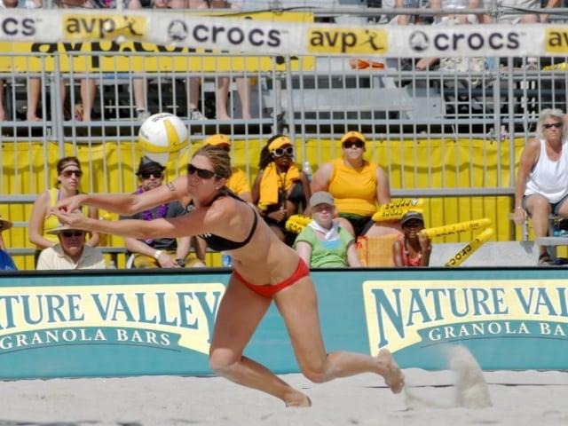 AVP Womens Beach Volleyball