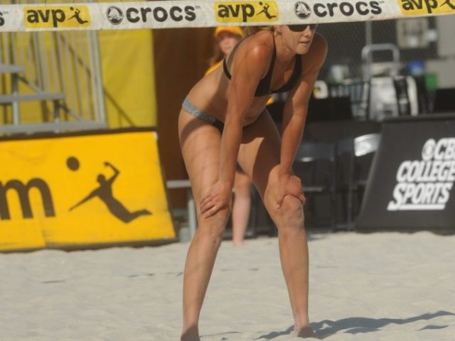 AVP Womens Beach Volleyball