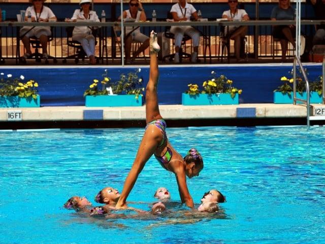 UANA Pan American Synchro Riverside Aquatics Complex
