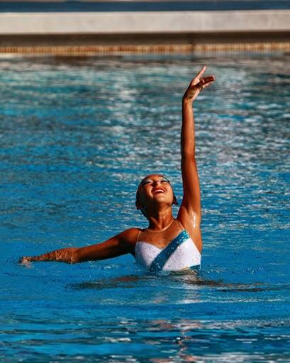UANA Synchro Solo Riverside Aquatics Complex