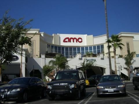 AMC Theaters, Tyler Galleria