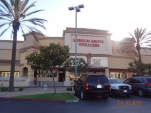 Mission Grove Theaters
