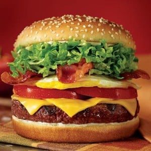 Red Robin's Gourmet Burger