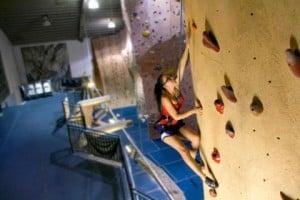 Hangar 18 Indoor Climbing