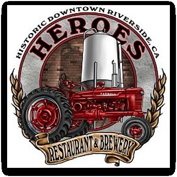 Heroes - Historic Downtown Riverside, CA