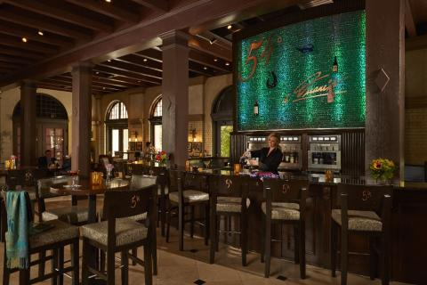 54° AT DUANE'S – THE MISSION INN HOTEL & SPA