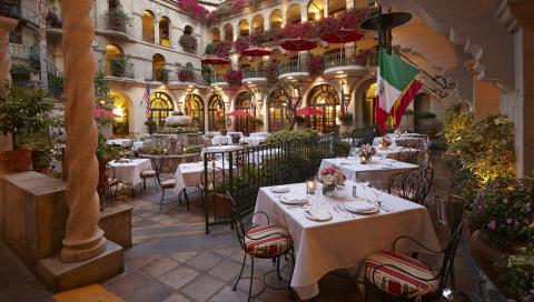 The Mission Inn Restaurant - The Mission Inn Hotel & Spa