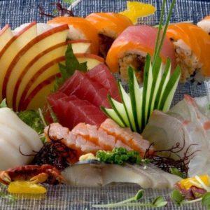 Pacific Cabin Sushi