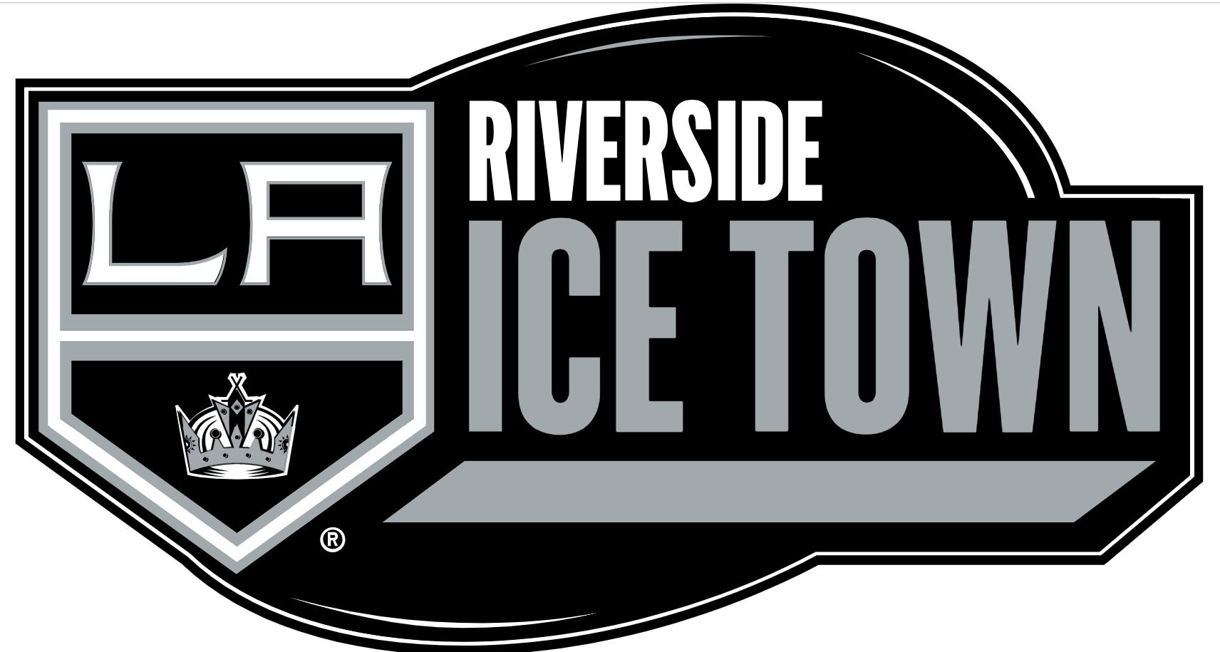 Riverside Ice Town logo