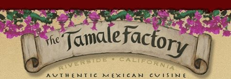 The Tamale Factory - Authentic Mexican Cuisine