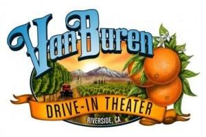 Logo-Van Buren Drive in Theater