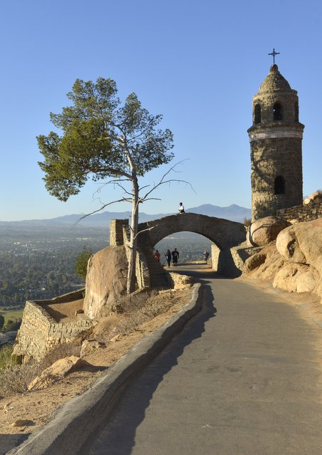 Mount Rubidoux Hike