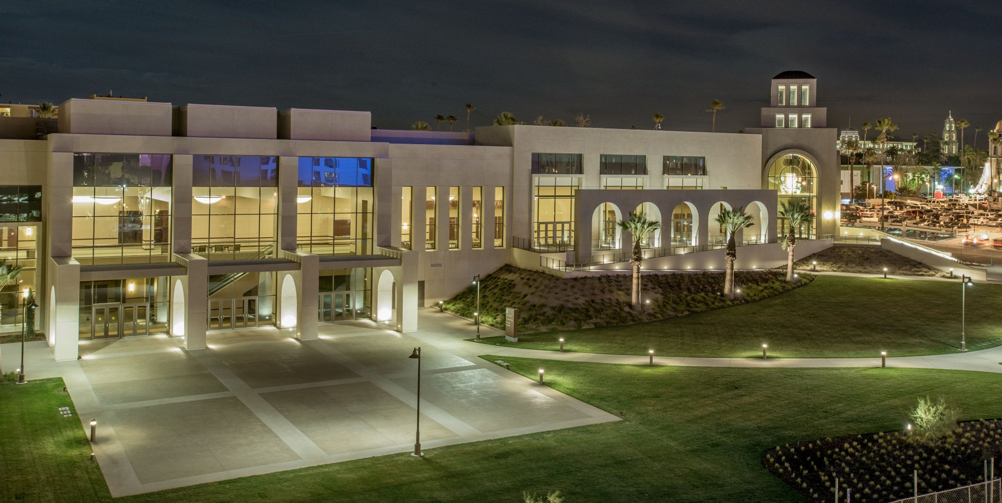 Downtown Riverside Convention Center