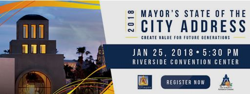 Mayor's State of the City Address 2018