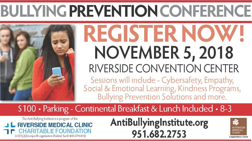 Bullying Prevention Conference