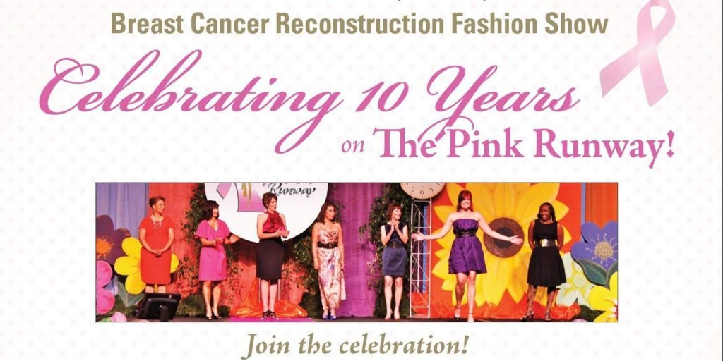 Breast Cancer Reconstruction Fashion Show