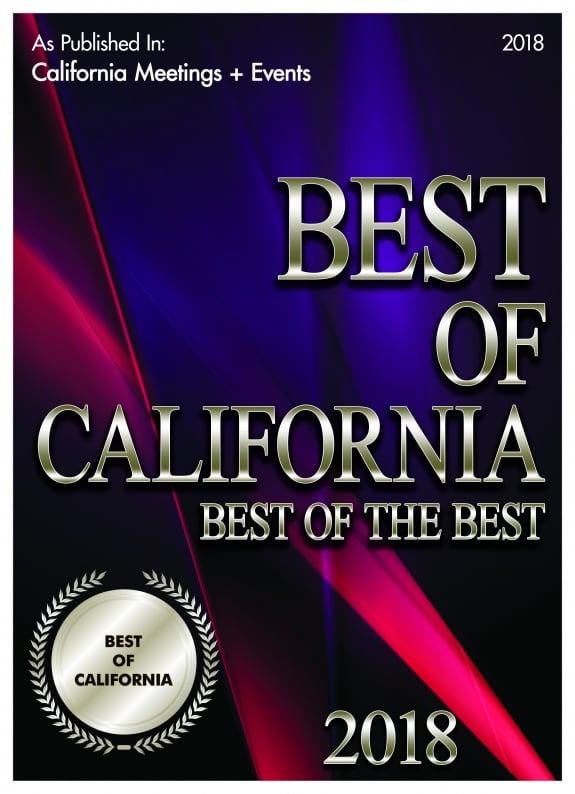 Best of California award for Riverside