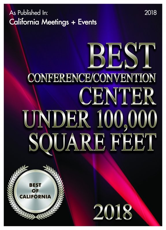 Best Conference and Convention Center Under 100,000 square feet