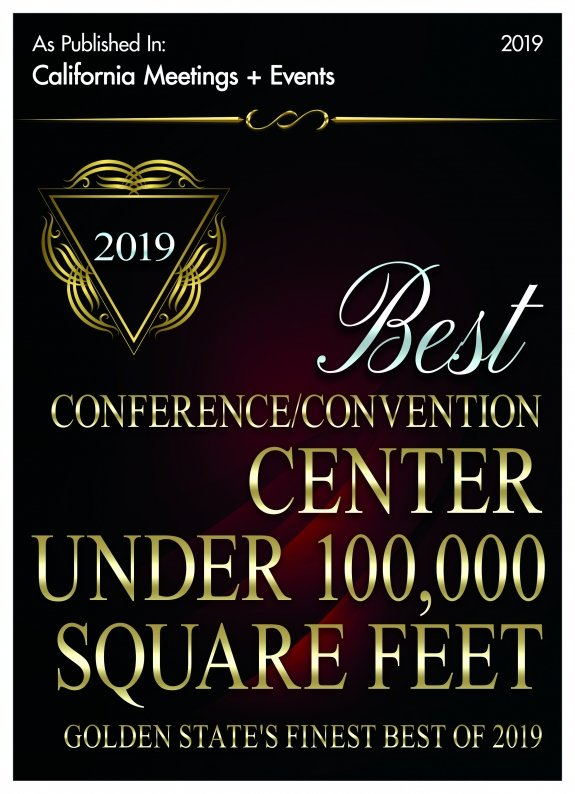 Riverside as Best Conference Convention Center