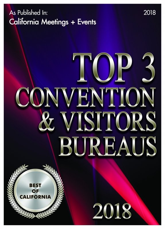 Top 3 Convention and Visitors Bureaus